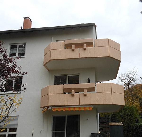Kafema Baubetreuung Balkonsanierung